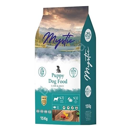 Mystic Kuzu Etli Yavru Köpek Maması 15 kg