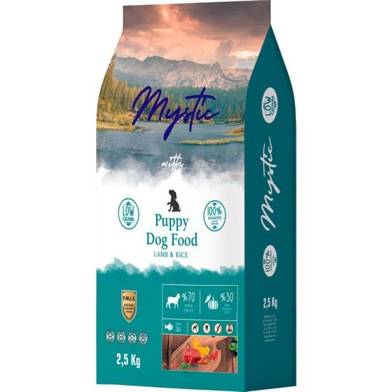 Mystic Kuzulu Yavru Köpek Maması 2,5 kg