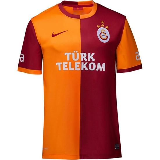 Nike Galatasaray Lisanslı Parçalı Forma 2013-2014 Sezonu 4 Yıldızlı Forma