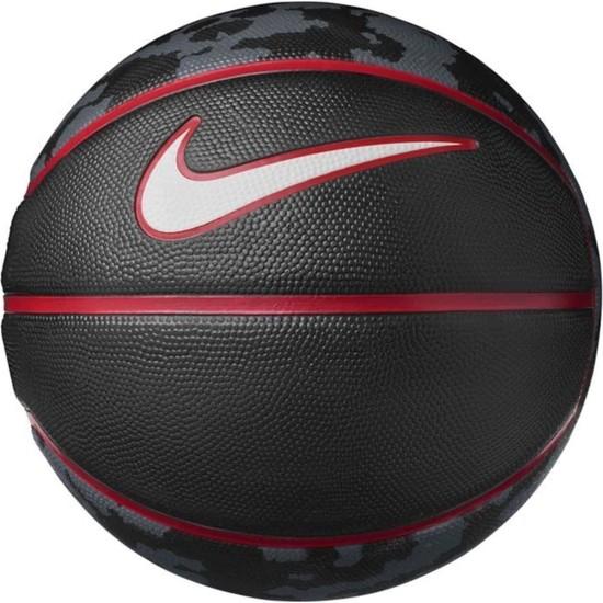 Nike N.000.2784.931.07 Lebron Playground 4p Black Basketbol Topu