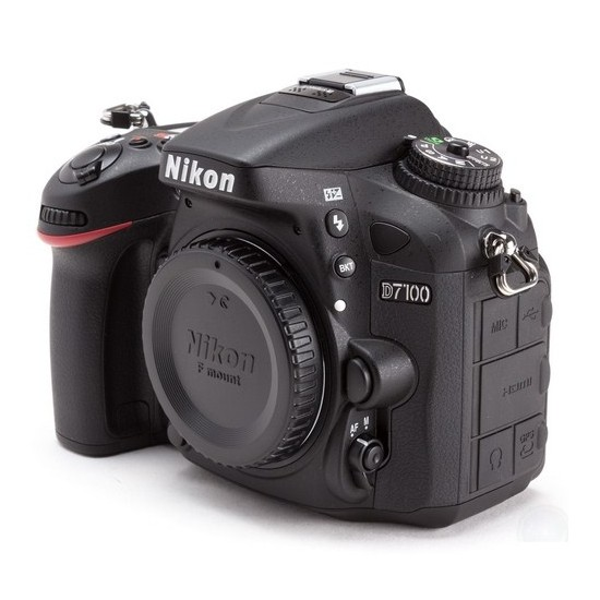 Nikon D7100 Body SLR Dijital Fotoğraf Makinesi (İthalatçı Garantili)