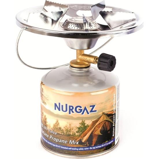 Nurgaz NG 076 Olympos Kamp Ocak