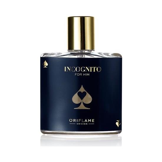 Oriflame Incognito for him Erkek Parfümü