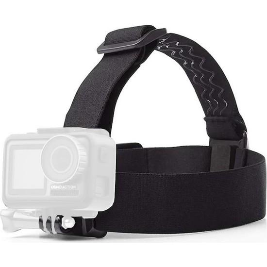 Outfire Standart Tüm Aksiyon Kameralara Uyumlu Kafa Bandı