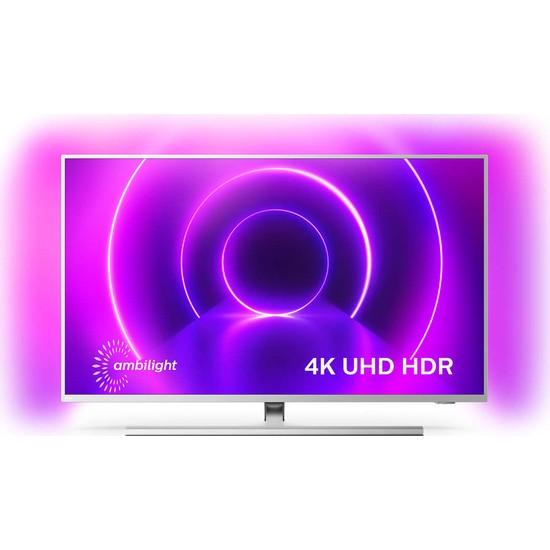 Grundig 50 GEU 7830 B 50'' 127 Ekran Uydu Alıcılı 4K Ultra HD Smart LED TV