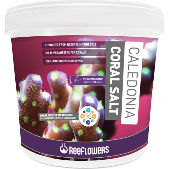 ReeFlowers Caledonia Coral Salt 22,5 kg