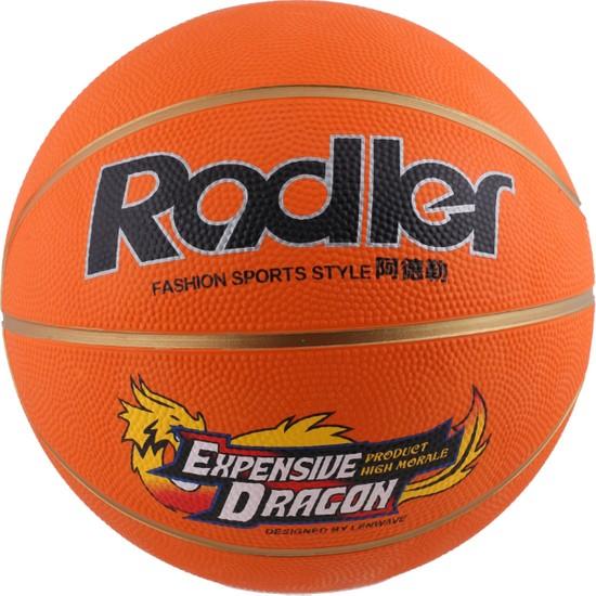 Rodler Kauçuk Basketbol Topu 6 Numara