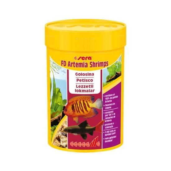 Sera FD Artemia Shrimp 100 Ml Balık Yemi