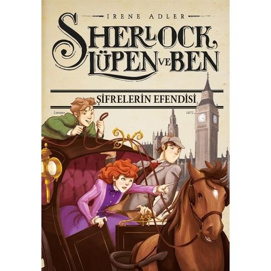 Sherlock Lupen Ve Ben – 10 - Şifrelerin Efendisi - Irene Adler
