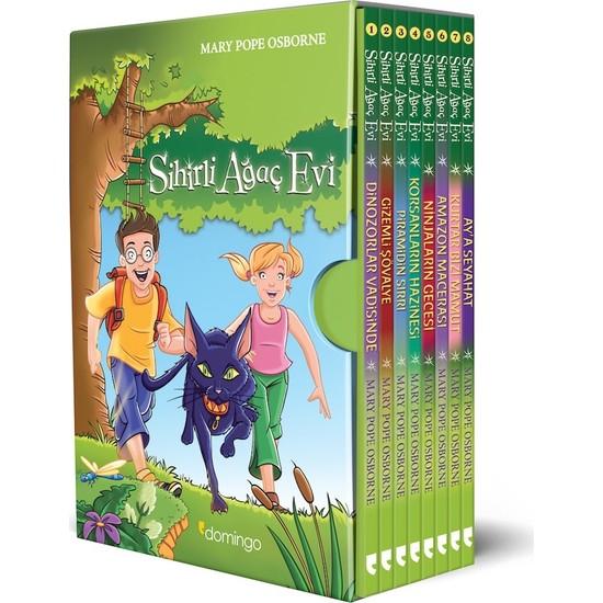 Sihirli Ağaç EviKutulu Set(8 Kitap Takım) - Mary Pope Osborne