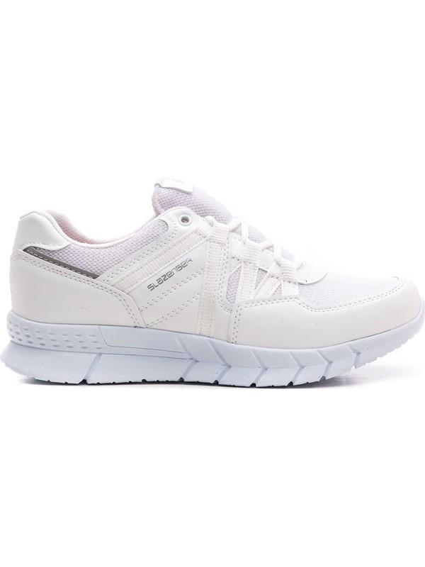 Slazenger ATHENA Koşu & Yürüyüş Kadın Ayakkabı Beyaz