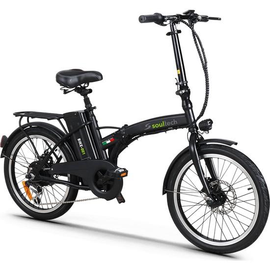 Soultech BIKE-001 Elektrikli Katlanır Bisiklet