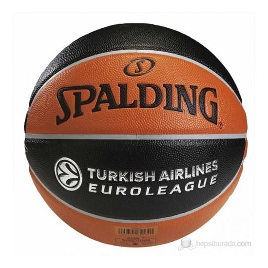 Spalding Basketbol Topu TF-500 Rep/Euro N:5 Comp B (74-547Z)