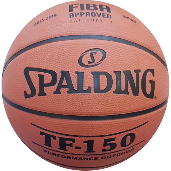 Spalding TF-150 Basketbol Topu Perform Size 5 Fiba Logolu (83-599Z)