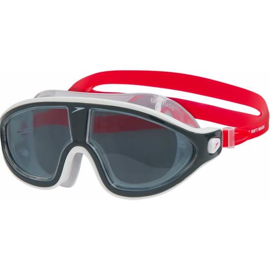Speedo Biofuse Rift Gog V2 Au Red/Smoke Yüzücü Gözlüğü