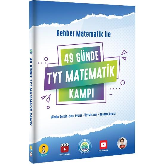 Tonguç Akademi Yayınları 49 Günde Tyt Matematik Kampı