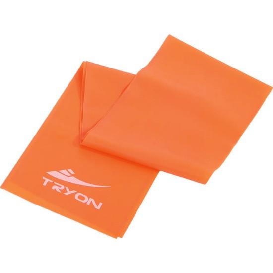 Tryon Plates Bandı Orta Sert Turuncu 120*15*0.45Cm