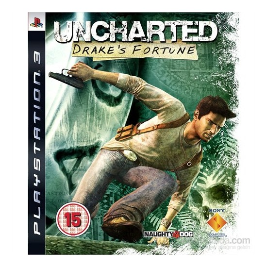 Uncharted Drake's Fortune Ps3 Oyunu