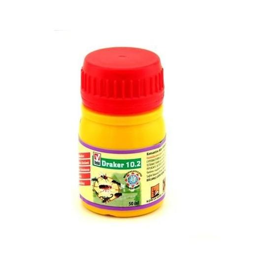 Vebi Draker 10.2 50 Ml Kaloriferböceği Zehiri 50 Ml