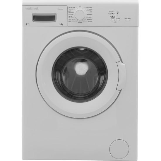 Vestfrost VFCM 5100 T A++ 5 kg 1000 Devir Çamaşır Makinesi