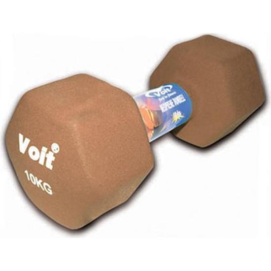Voit Vdb-04 Altıgen Neopren Dumbbell 10 Kg