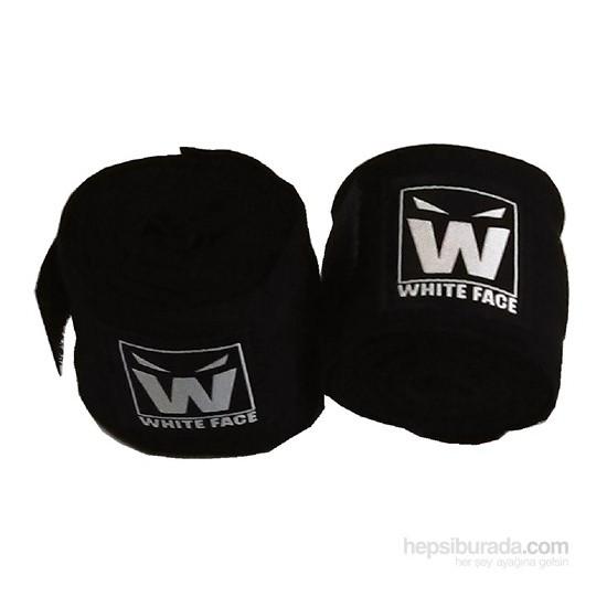 Whiteface Boks Bandajı Siyah