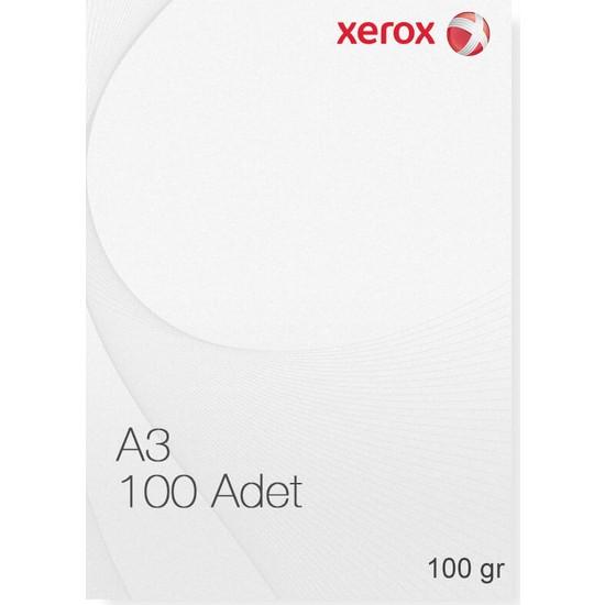 Xerox A3 100'Lü 100 Gram Fotokopi Kağıdı
