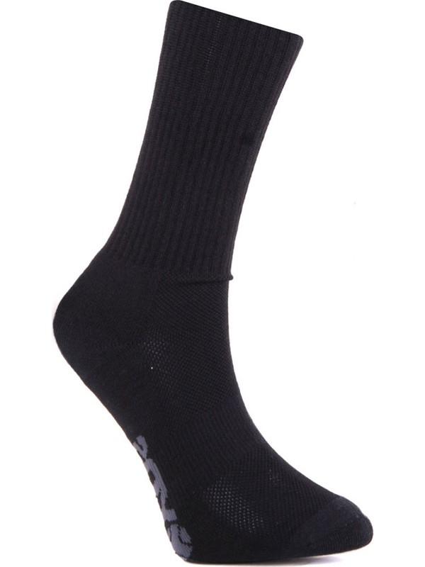 Yds Law Enforcement Socks -Siyah (Nefes Alabilir, Dayanıklı Yazlık Erkek Çorap)