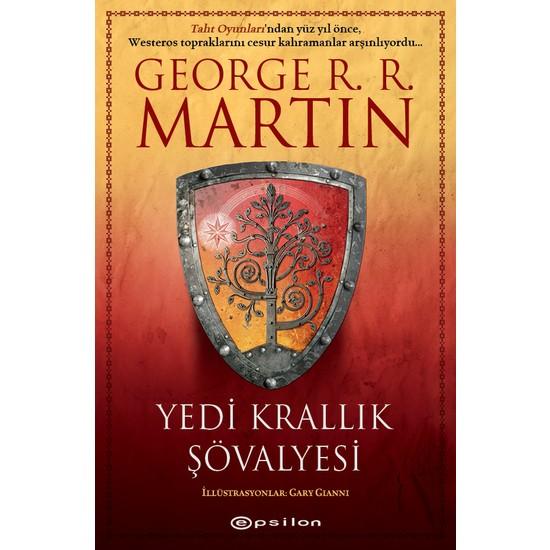 Yedi Krallık Şövalyesi (Ciltli) - George R.R. Martin