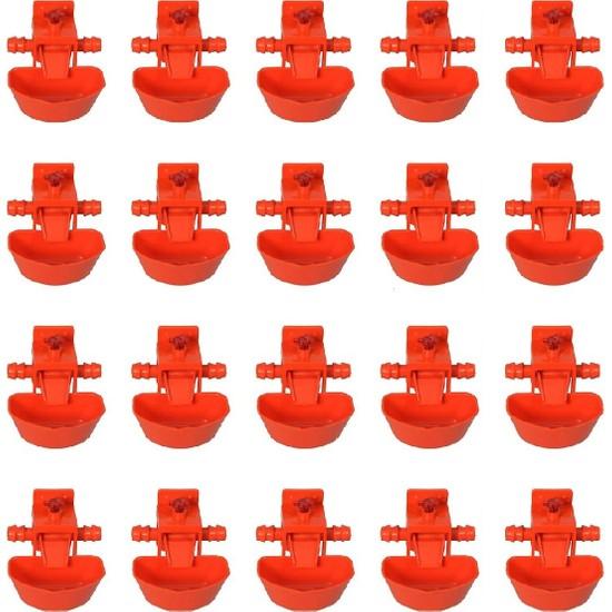 Yopigo Otomatik Tavuk Civciv Suluğu Suluk 20 Adet