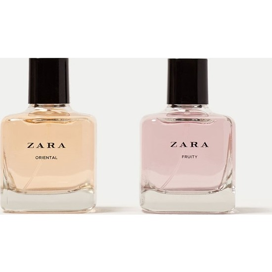 Zara Woman Oryental & Meyveli 100 Ml 2'li Kadın Parfüm