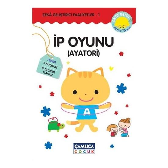 Zekâ Geliştirici Faaliyetler-1 İp Oyunu (Ayatori) - Wada Kotomi